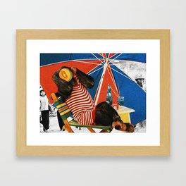 scemmia Framed Art Print