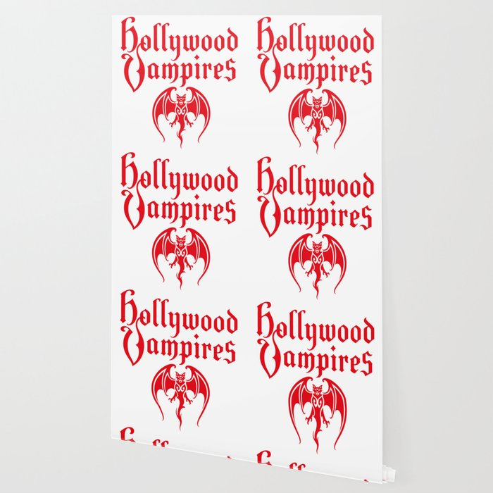 Hollywood Vampires Tour 2020 hollywood vampires red logo tour 2019 2020 kakakyo Wallpaper by