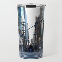 FIFTH AVE Travel Mug