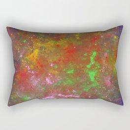 Creation - Abstract painting Rectangular Pillow