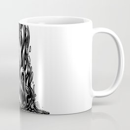The Illustrated I Coffee Mug