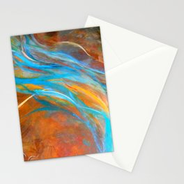 Flying the Cosmos Stationery Cards