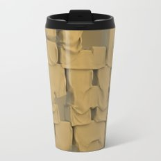 Cloth type Metal Travel Mug