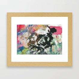 Abstract 34 Framed Art Print