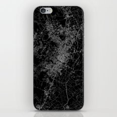 Austin map Texas iPhone & iPod Skin