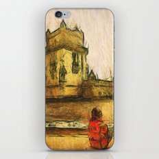 travel sketches  iPhone & iPod Skin