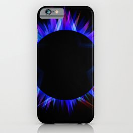 Blue Star iPhone Case