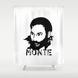Monte Melkonyan. National Hero of Armenia #society6 #decor #buyart #artprint Shower Curtain