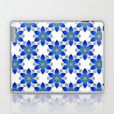 Star Flower Laptop & iPad Skin