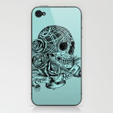 Carpe Noctem (Seize the Night) iPhone & iPod Skin