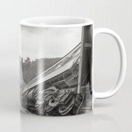 Washington D.C. Anacostia Bridge 1933 Godzilla Encounter Coffee Mug