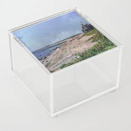 Watch Hill Beach Acrylic Box