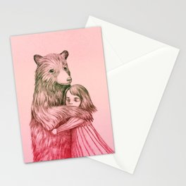 Bear Hugs Stationery Cards
