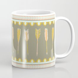 aztec arrows Coffee Mug