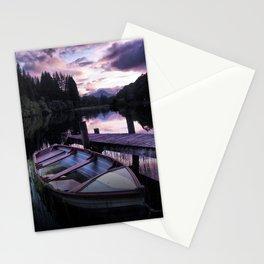 Summer's Evening On Loch Ard Stationery Cards