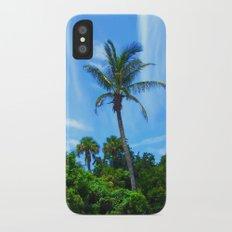 Paradise Palm Slim Case iPhone X