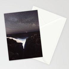Split Infinity Stationery Cards
