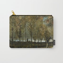 Van Gogh -Lane with Poplars near Nuenen Carry-All Pouch