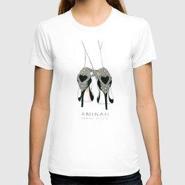 Diemond shoes T-shirt