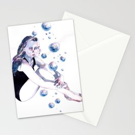 Little universes. Stationery Cards
