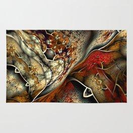 Glynnia Fractal Art Rug
