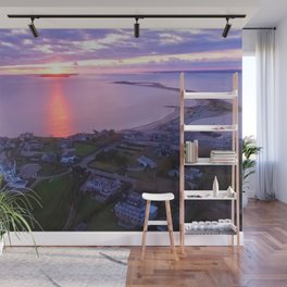 Napatree Point Sunset - Watch Hill - Westerly, Rhode Island Wall Mural