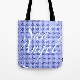 Sad Angel Tote Bag