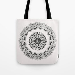 Grandma's Doily II Tote Bag