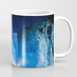Skógafoss Nights Coffee Mug