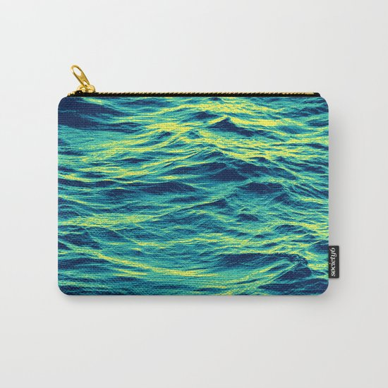 OVER THE OCEAN Carry-All Pouch