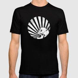 Kamikaze Skull T-shirt