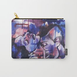 Love and Power Carry-All Pouch
