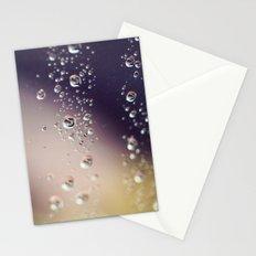 Raindrops I Stationery Cards