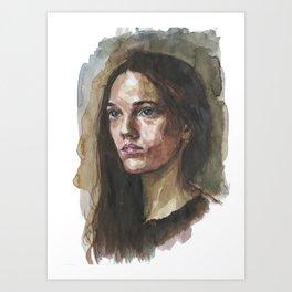 Patrimoine Art Print