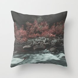 Rewild Throw Pillow