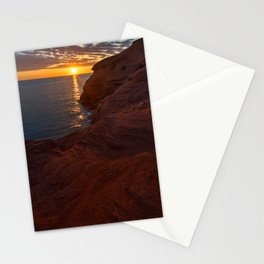 Seacow Head Sunset Stationery Cards