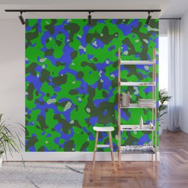 Abstract organic pattern 8 Wall Mural