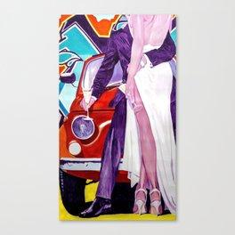 Prosecco Canvas Print