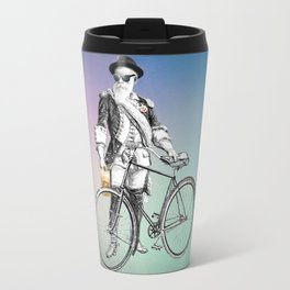 Every weekend I take the fixed gear to the farmers market for Vegan Artisan Granola. Travel Mug