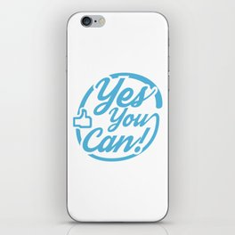 Yes you can iPhone Skin