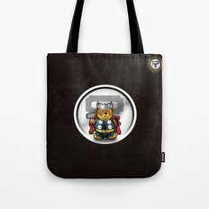 Super Bears - the Mighty One Tote Bag