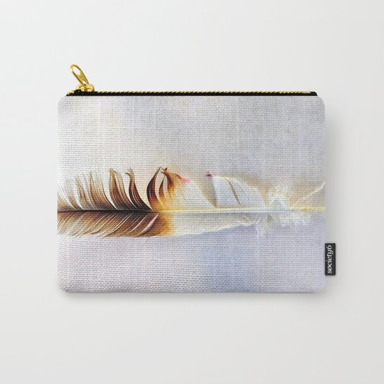 FEATHER LIGHT Carry-All Pouch
