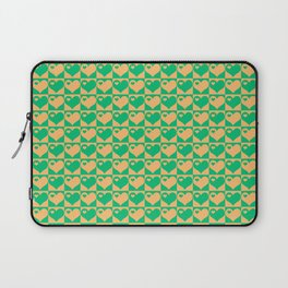 Herzen Liebes Collage Laptop Sleeve