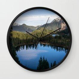 Anderson-Watson Lakes Wall Clock