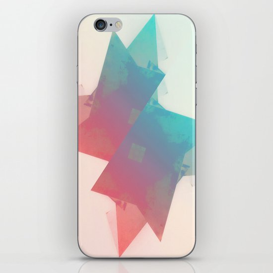 abstract star iPhone & iPod Skin