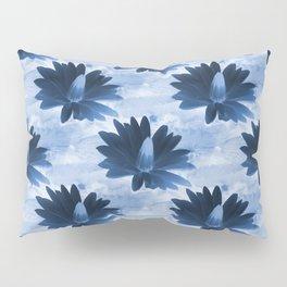 Deep in the dark blue sea... Pillow Sham
