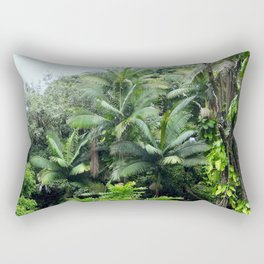 Hawaiian Rainforest Rectangular Pillow