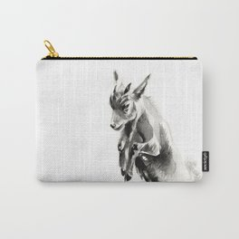 Goat Dance Carry-All Pouch