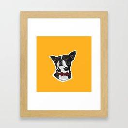 Mayor of the Mill Framed Art Print