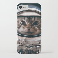 iPhone Cases featuring Space catet by Seamless